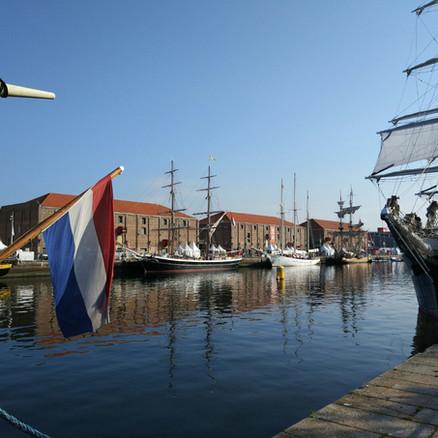 Le Havre : les docks Vauban