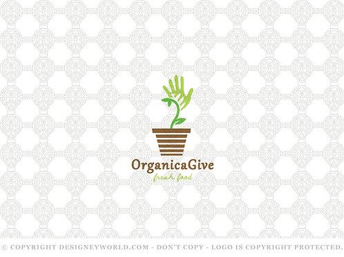 Organic Give Logo