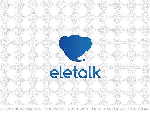 Elephant Talk Logo