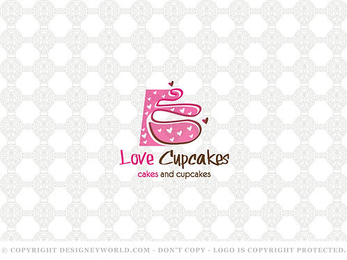 Love Cupcakes Logo