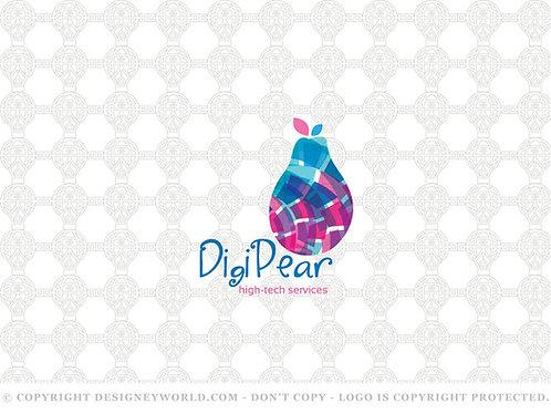 Digital Pear Logo