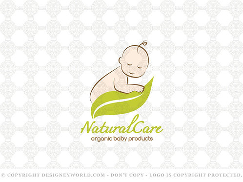 Natural Baby Care Logo