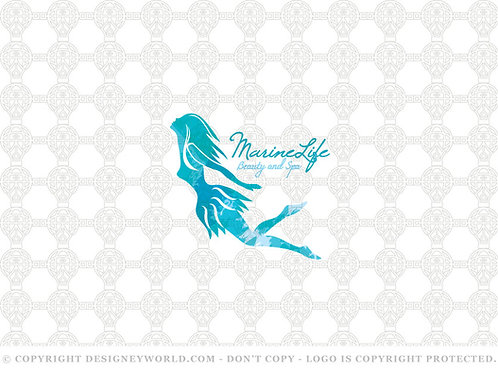 Marine Life Beauty and Spa Logo