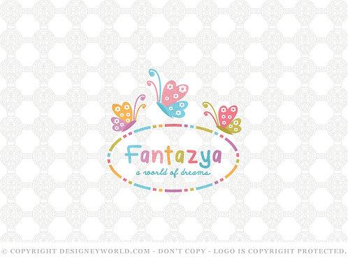 Fantazya a World of Dreams Logo
