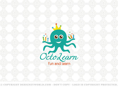 Octopus Learn Logo