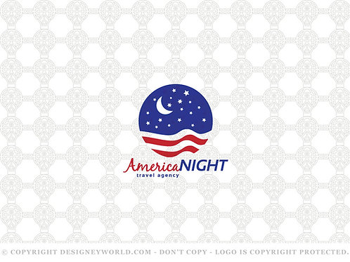 American Nights Logo