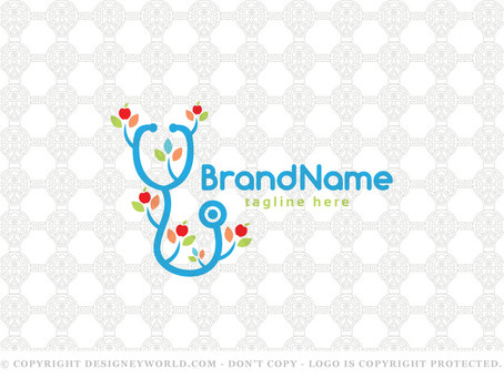 Creative and Professional Medical and Healthcare Logo Designs