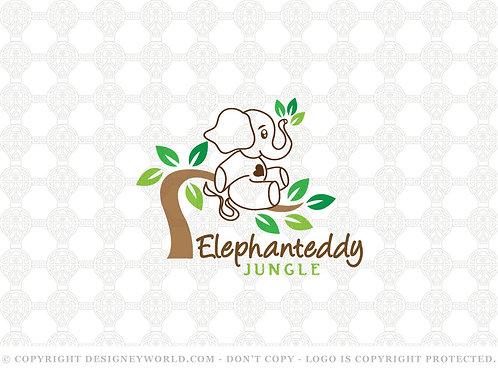 Elephant Teddy Logo
