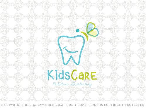 Kids Care Pediatric Dentistry Logo