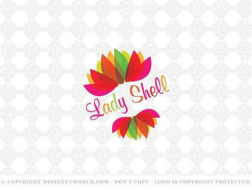 Lady Shell Logo