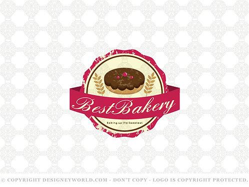 Best Bakery Logo
