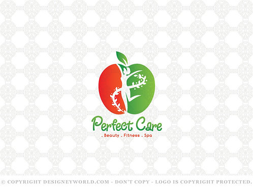 Perfect Care Beauty Fitness Logo