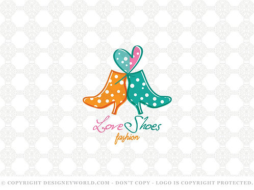 Love Shoes Logo