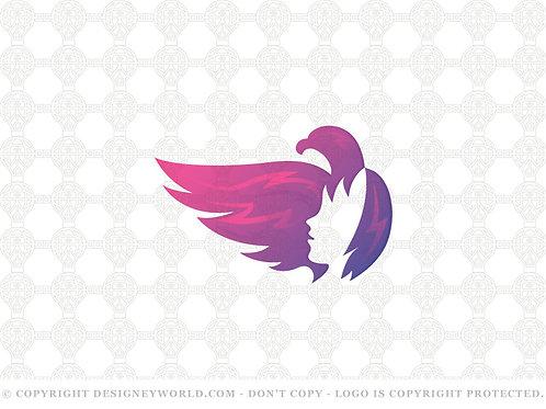 Eagle Salon Hair Care Logo