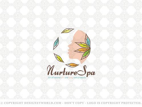 Nurture Spa Logo