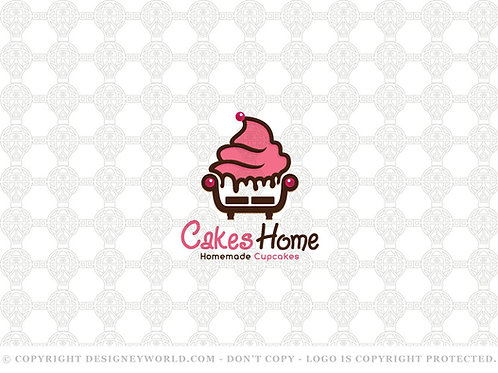 Homemade Cupcakes Logo