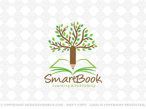 Smart Book Learning and Publishing Logo