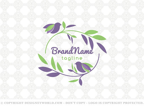 Perfume Birds Logo