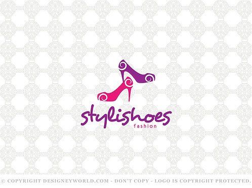 Stylish Shoes Logo