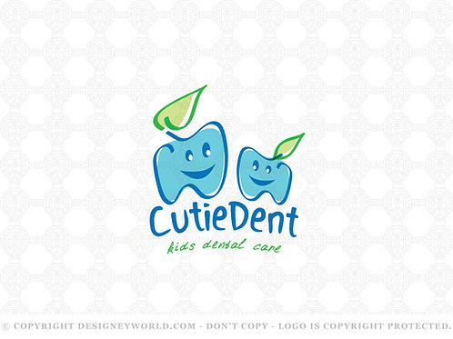 Cute Dent Logo