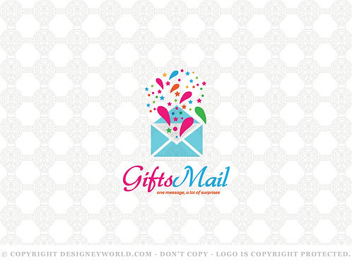 Gifts Mail Logo