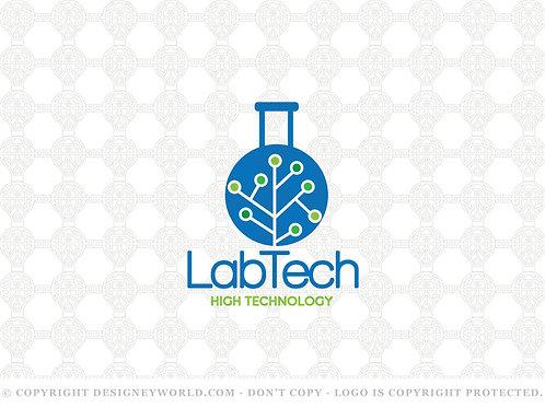 Lab Tech Logo