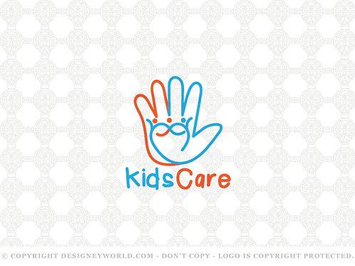 Kids Care Logo