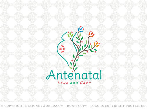 Antenatal Love and Care Logo