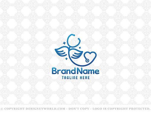 Doctor Angel Logo