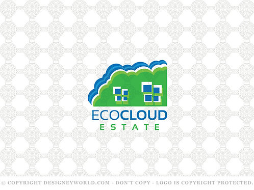 Eco Cloud Estate Logo