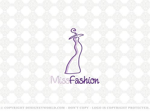 Miss Fashion Logo