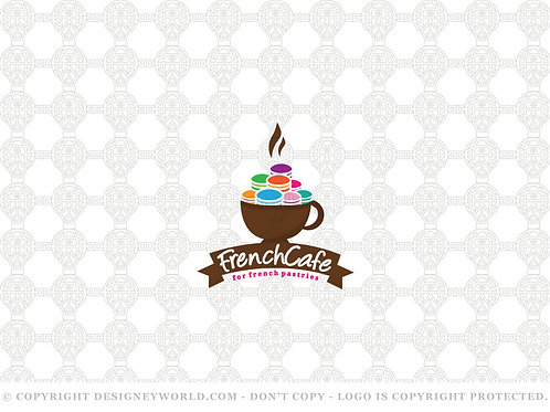 French Cafe Logo