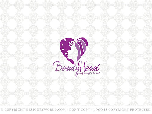 Beauty Heart Logo