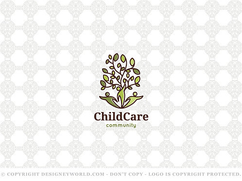 Child Care Community Logo