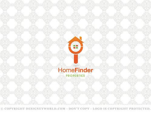 Home Finder Properties Logo
