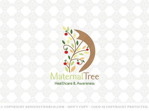 Maternal Tree Logo