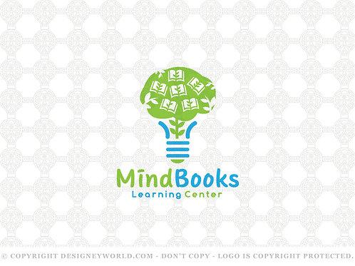 Mind Books Learning Center Logo