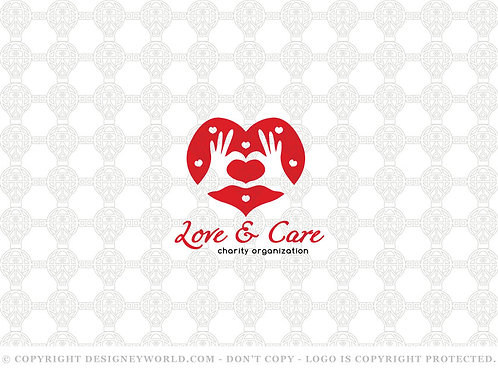 Love and Care Logo