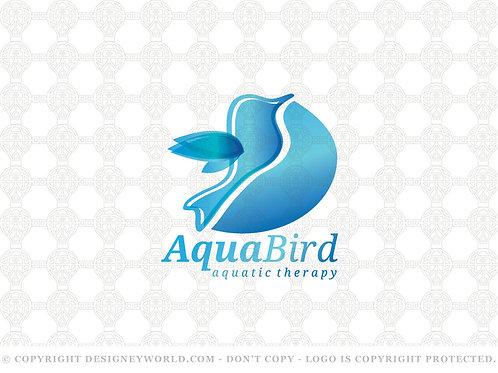 Aqua Bird Logo