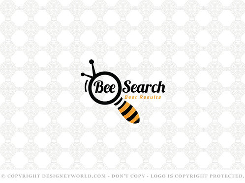Bee Search Logo