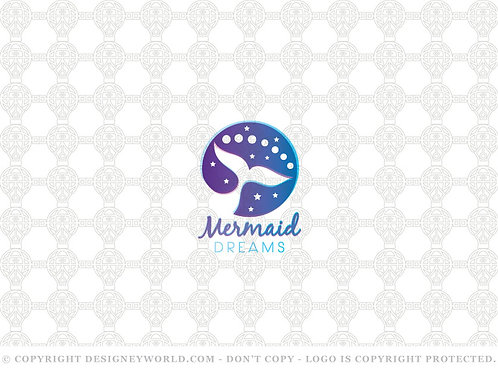 Mermaid Dreams Logo