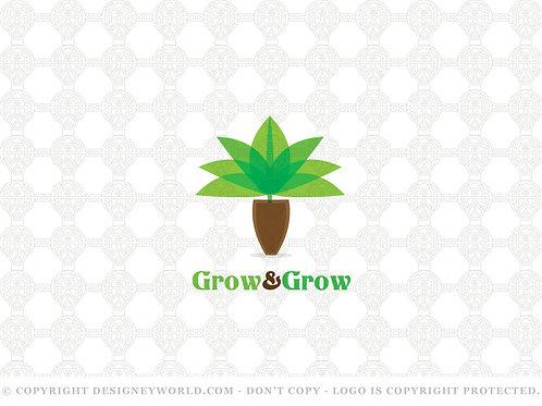 Grow and Grow Logo