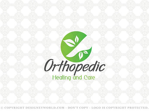 Orthopedic Healing and Care Logo