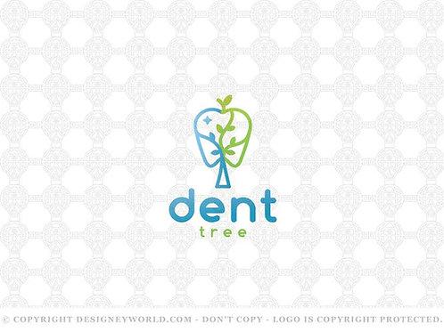 Apple Dent Tree Care Logo