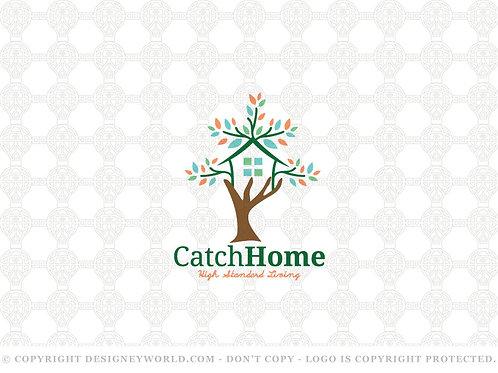 Catch Home Logo