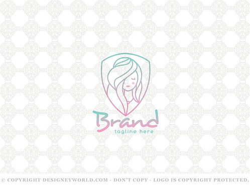 Beauty Shield Skin and Hair Care Logo
