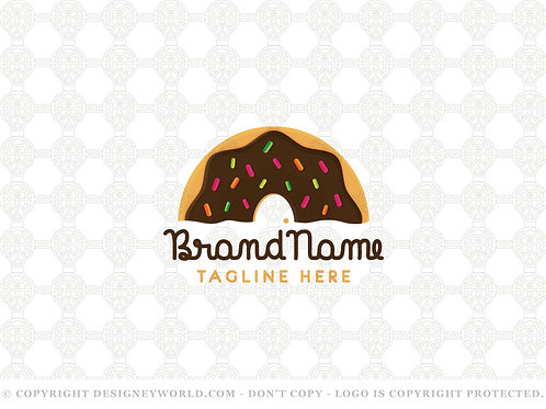 Donuts Home Logo