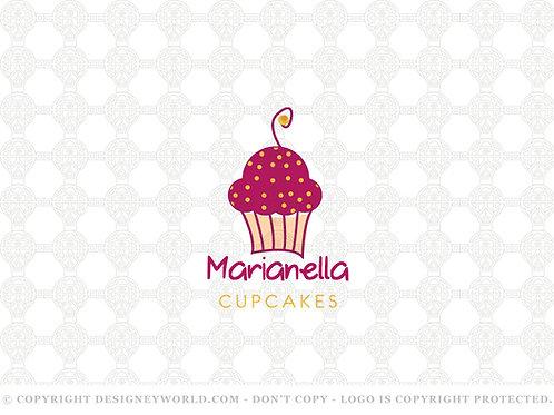 Marianella Cupcakes Logo