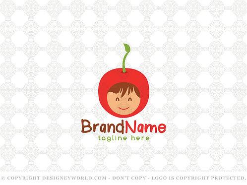 Tomato Kid Logo