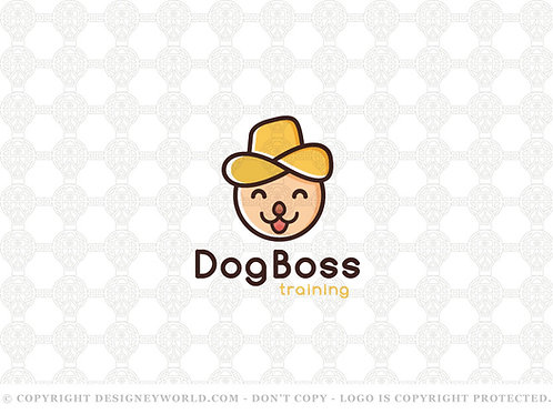 Dog Hat Logo